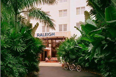 The Raleigh Hotel Miami Beach